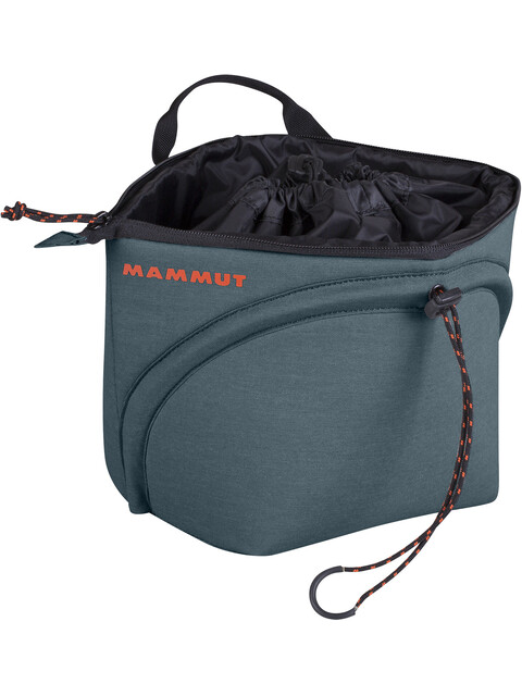 Mammut Magic Boulder Chalk Bag dark chill